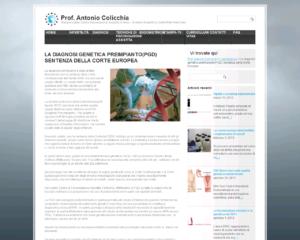 Articolo interno del sito web