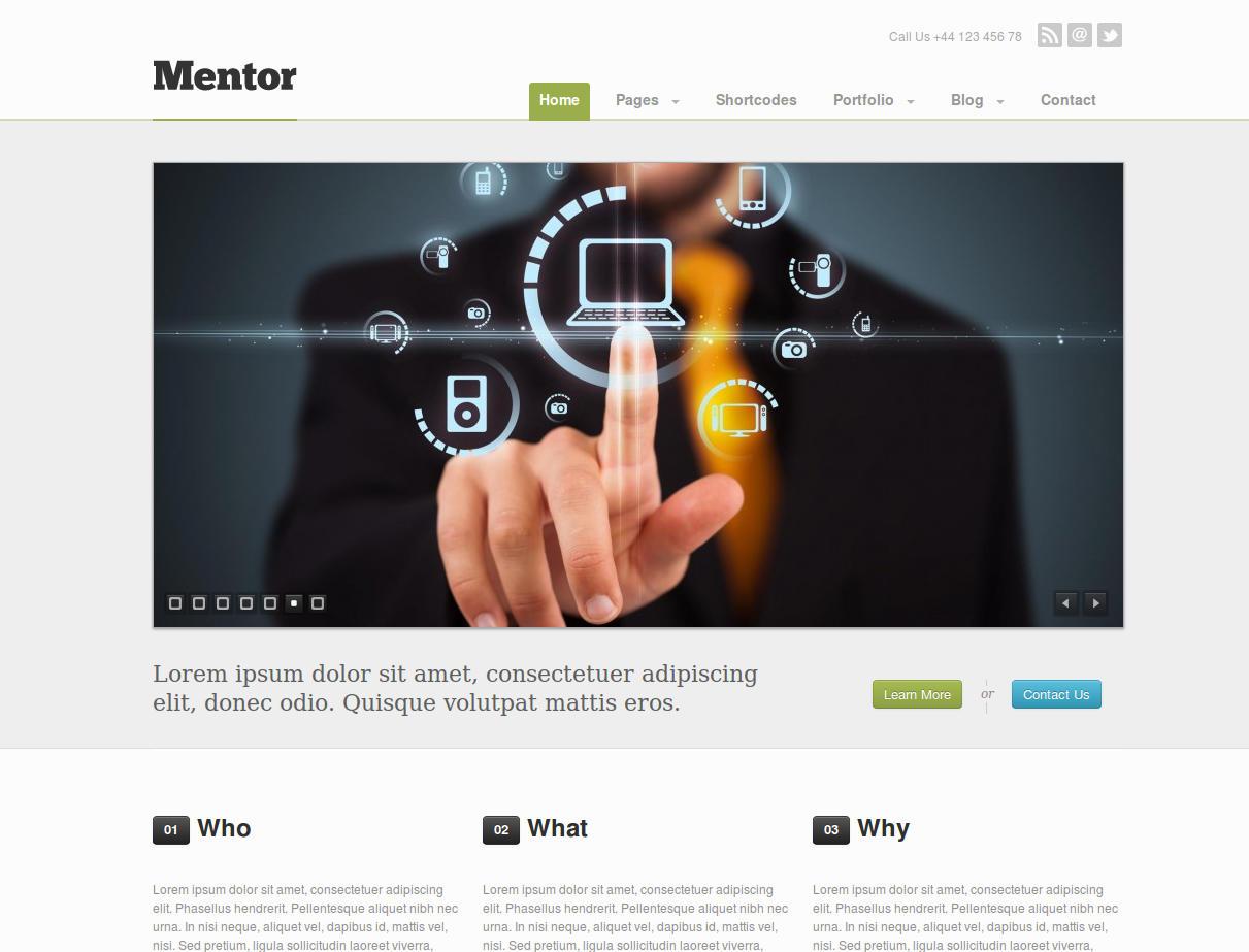 Realizzare un sito web con Wordpress
