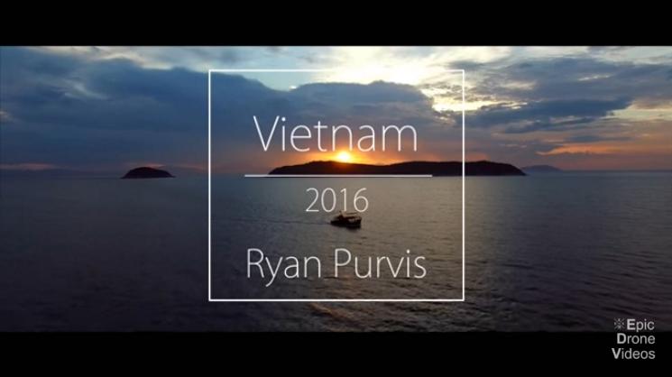 vietnam con drone