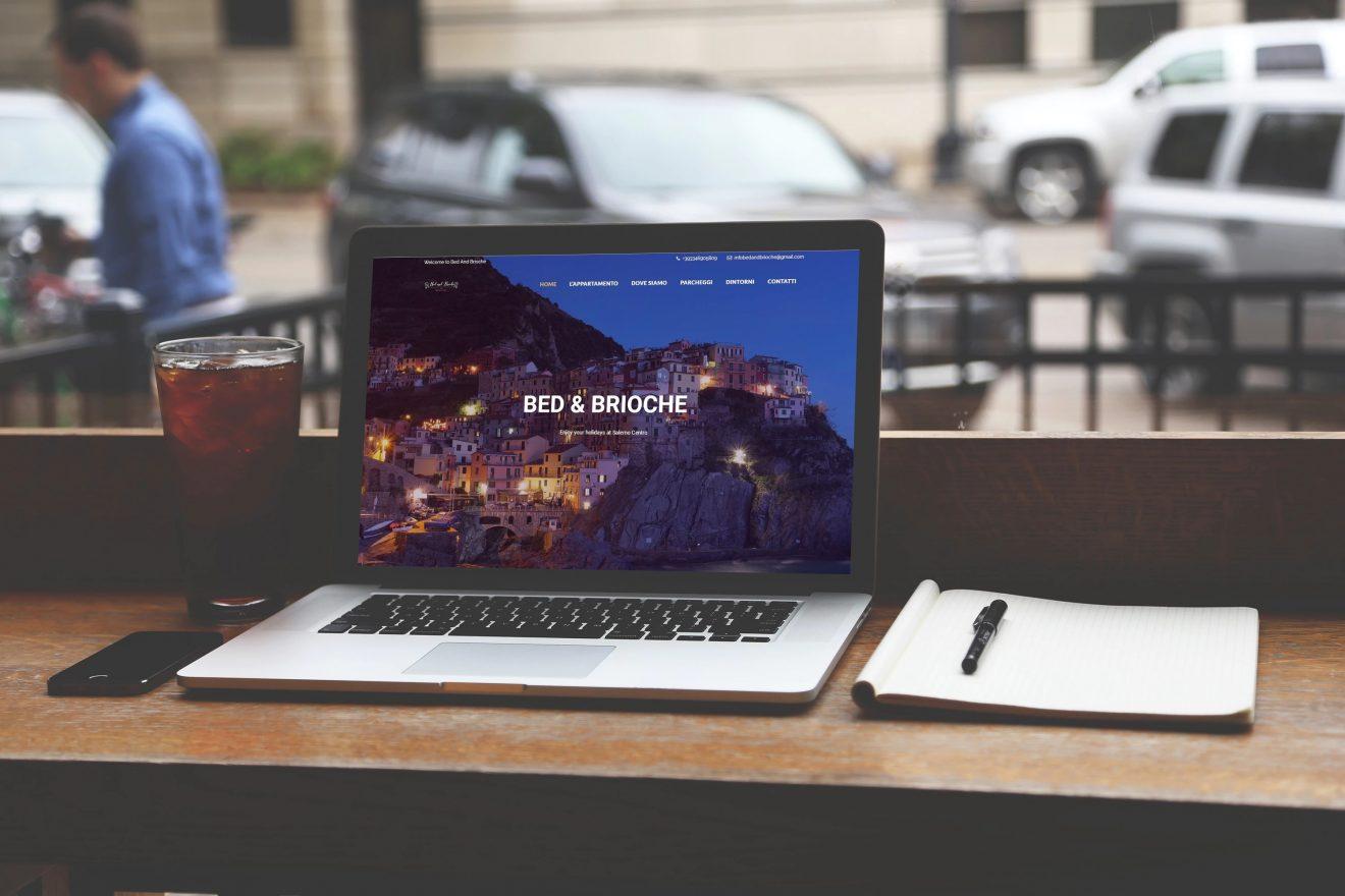 Realizzazione sito web casa vacanze